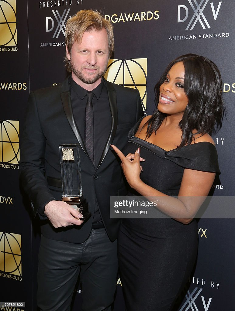 Variety Reality or Competition Series award winner Gary Kordan and actress Niecy Nash attend the 20th Annual Art Directors Guild Excellence In...