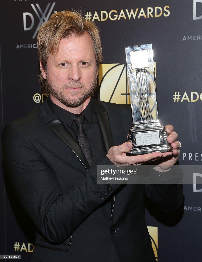 Variety Reality or Competition Series award winner Gary Kordan attends the 20th Annual Art Directors Guild Excellence In Production Design Awards at...