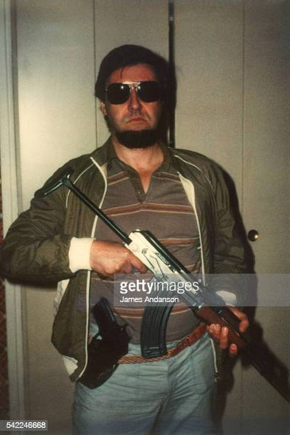 Various disguises of Jacques Mesrine a French bankrobber and kidnapper hunted by police throughout France He was assassinated in Paris on November 2...