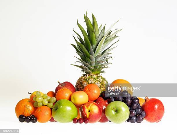 さまざまなフルーツ