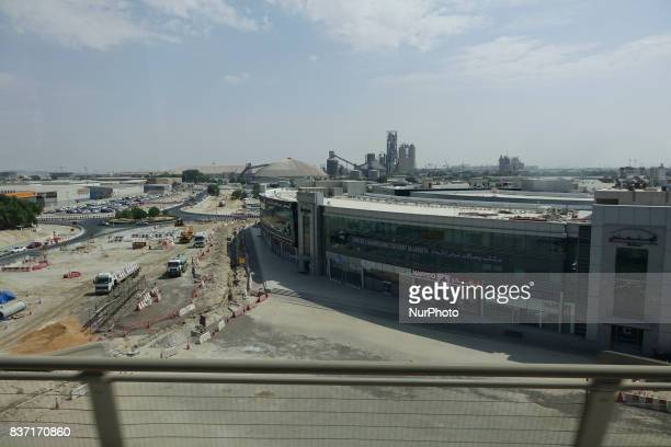 Various images of Dubai the the largest and most populous city in the United Arab Emirates and capital of the Emirate of Dubai Dubai is situated on...