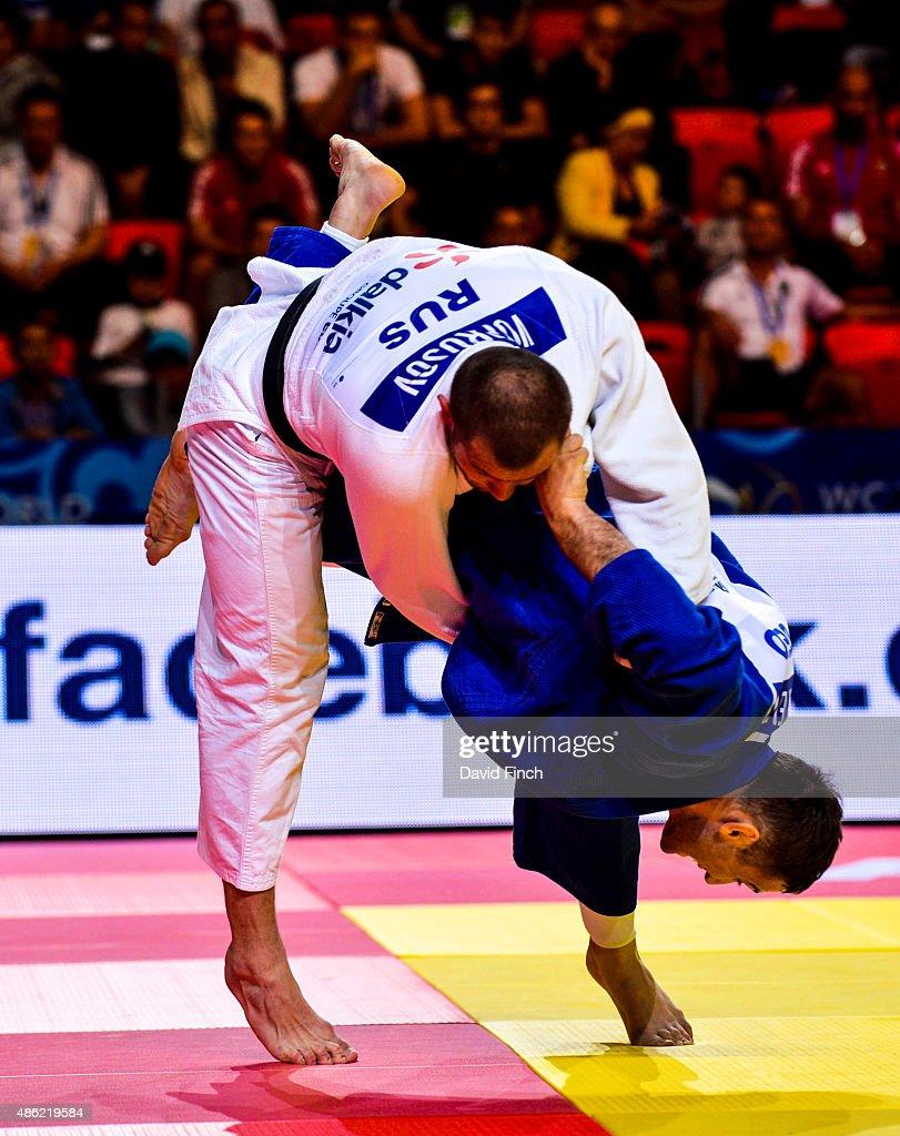 2015 Astana World Judo Championships