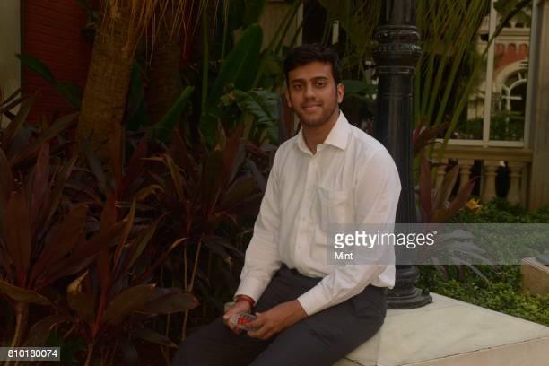 Varun Nagarajan Head of Business Development KrypC photographed during MINT Fintech Summit 2017 in Mumbai