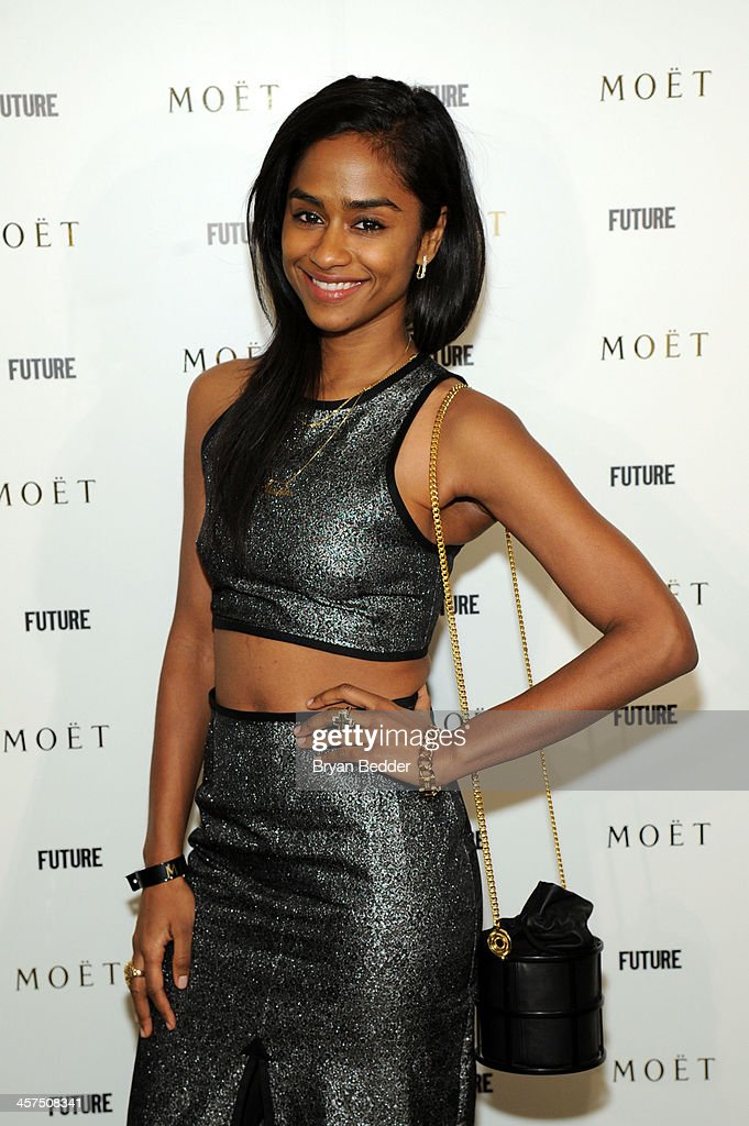 <a gi-track='captionPersonalityLinkClicked' href=/galleries/search?phrase=Vashtie+Kola&family=editorial&specificpeople=5834592 ng-click='$event.stopPropagation()'>Vashtie Kola</a> attends the Moet Rose Lounge at The Box on December 17, 2013 in New York City.