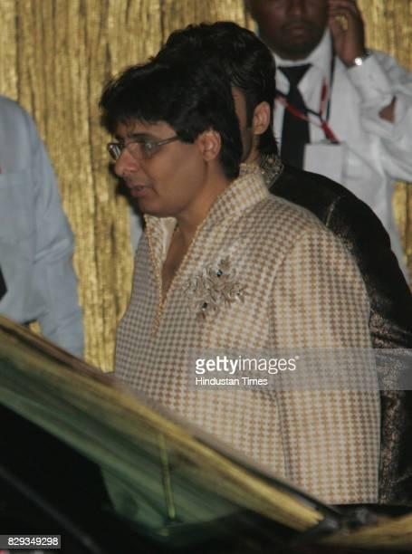 Vashu Bhagnani at the wedding of Aishwarya and Abhishek Bachchan