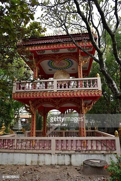 Vat Phia Wat temple Vientiane Laos