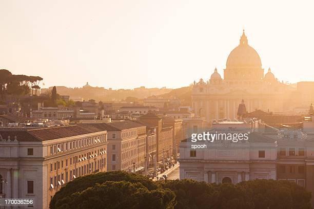 Paesaggio urbano di Città del Vaticano