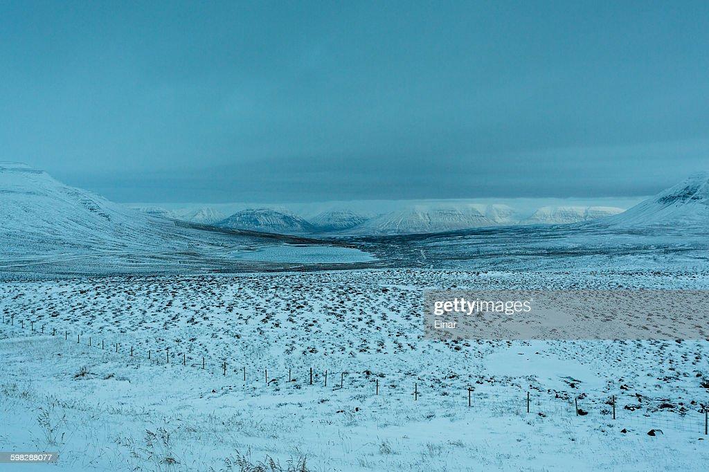Vatnsskard Iceland