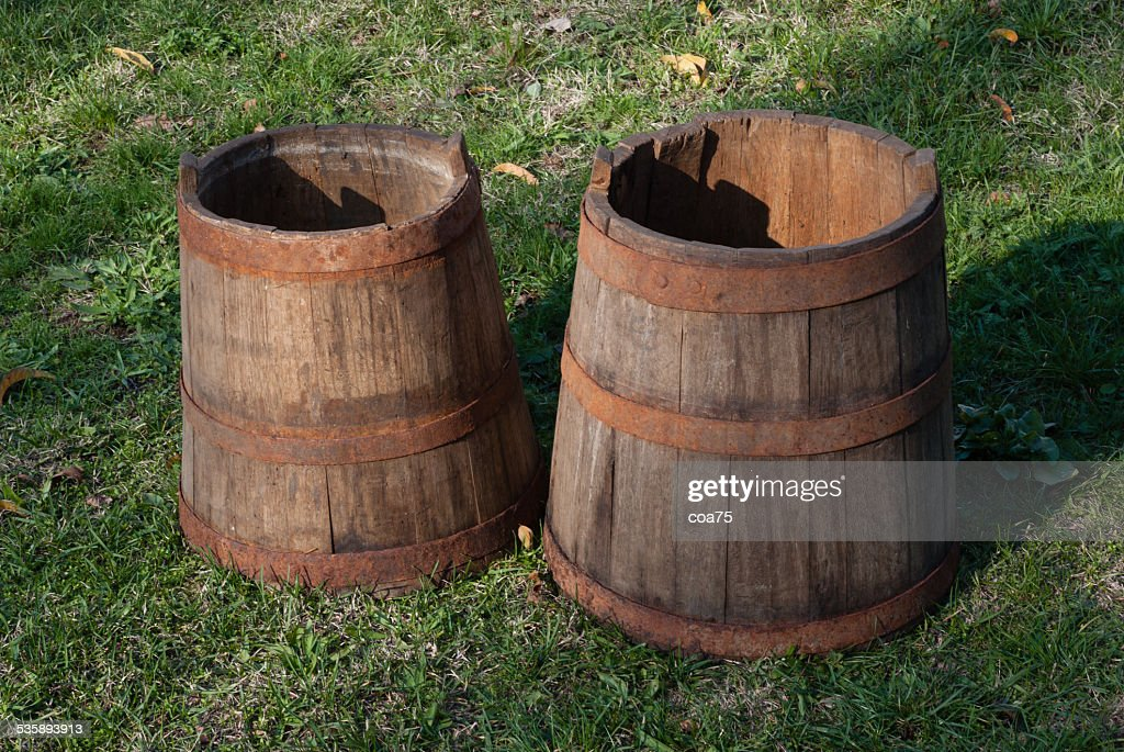Vats : Stock Photo
