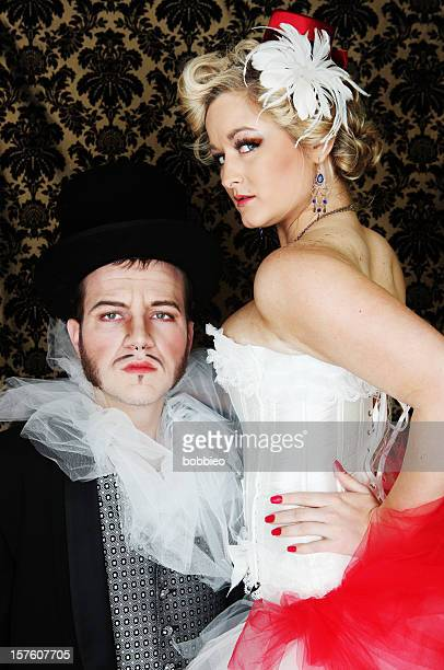 vaudvillian couple