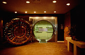 Vault at the National Bank of Laredo