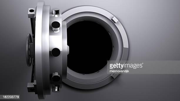 Vault open