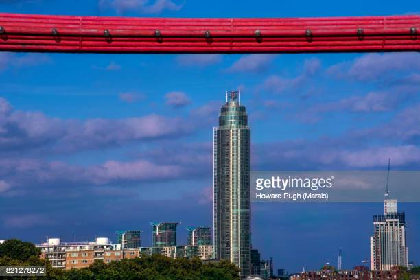 Vauxhall Towers, Nine Elms and Thames Tideway Project