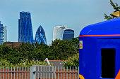 Vauxhall Urban Blue Skyline