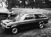 A Vauxhall Viva HC de Luxe twodoor fastback estate car 13th October 1970