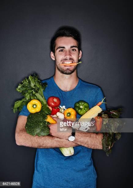 I've made the healthy choice