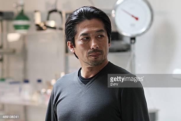 HELIX 'Vector' Episode 102 Pictured Hiroyuki Sanada as Dr Hiroshi Hataki