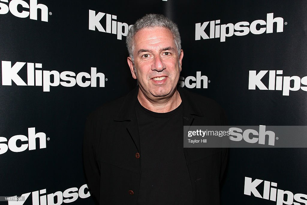 Vector Management founder Ken Levitan attends the Klipsch Audio And Kings Of Leon Host 'Mechanical Bull' Listening Party at the Electric Room at Dream Downtown on September 23, 2013 in New York City.