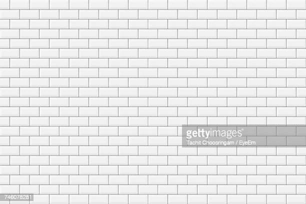 Vector Of Tiled Wall Pattern