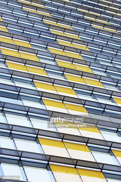 Veer Towers CityCenter Window Facade Architecture