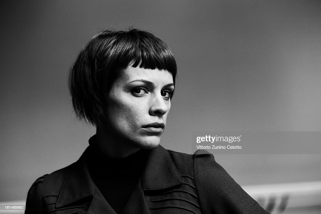 Veerle Baetens attends the 'The Broken Circle Breakdown' Portraits session during the 63rd Berlinale International Film Festival at Berlinale Palast on February 11, 2013 in Berlin, Germany.