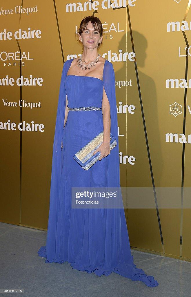 Vega Royo Vilanova attends 'Marie Claire Prix de la Moda' 2013 at the French Ambassador residence on November 21, 2013 in Madrid, Spain.