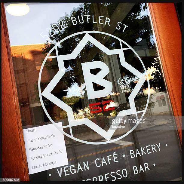 Cucina vegana ristorante in Pittssburgh