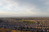 vegas valley, wide angle