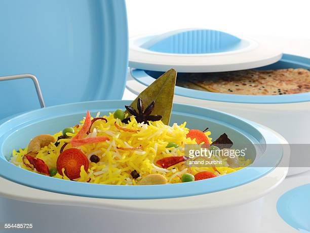 Vegetable biryani food, India