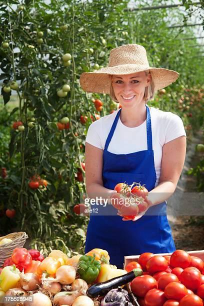 Gemüse Farm