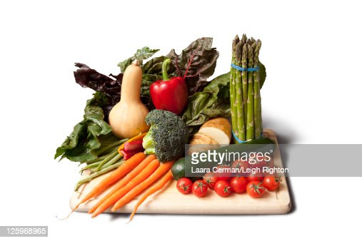 Vegetable food group : Stock Photo