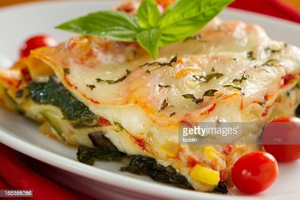 Vegetable Lasagana