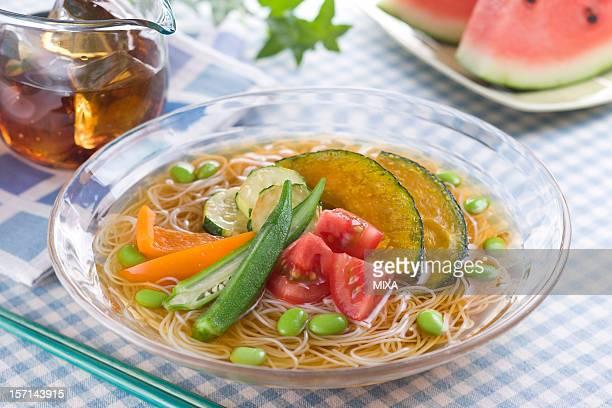 Vegetable Somen
