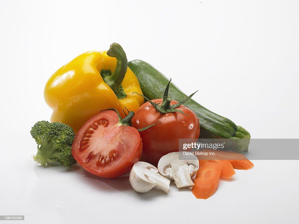 Vegetable Still life 2 : Stock Photo