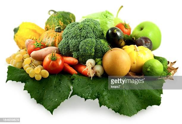 Gemüs'und Obst