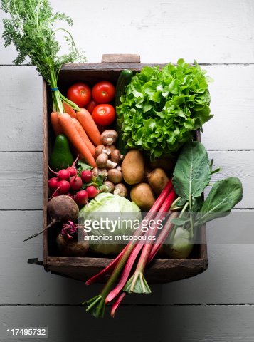 Vegetables basket