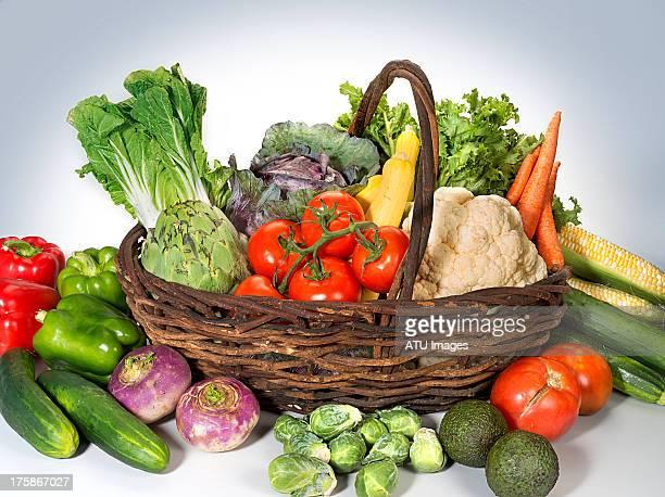 Vegetables spread