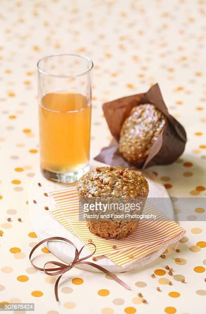 Vegetarian Banana Muffin