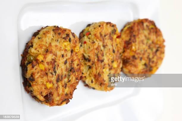 Rondelles végétariens de