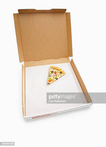 Veggie Pizza Slice in box