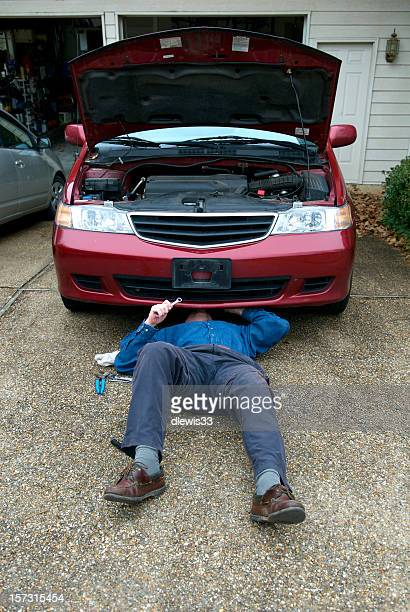 Vehicle Maintenance at Home