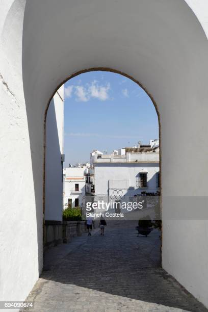 Vejer de la Frontera in Cadiz, Spain