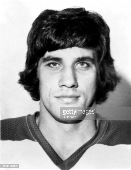 Veli Pekka Ketola of the Winnipeg Jets poses for a portrait in September 1976 in Winnipeg Manitoba Canada