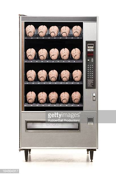vending machine full of brains