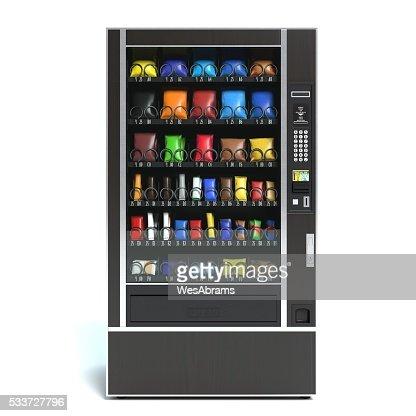 Distributeur automatique : Photo