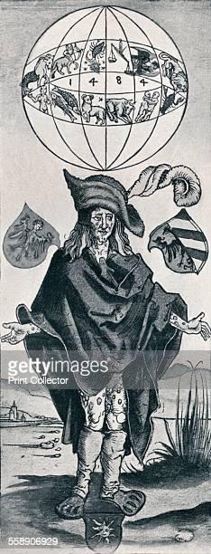 'Venereal Disease' 1496 From Durer Des Meisters Gemalde Kupferstiche und Holzschnitte in 471 Abbildungen [Stuttgart und Leipzig Deutsch VerlagsAnsalt...