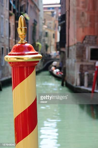 Venetian gland sur moore/rendre rapidement à la perche