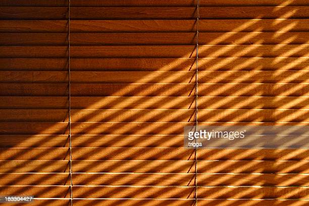 Venetian blind shadows