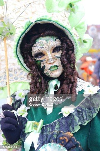 Carnevale di Venezia : Foto stock