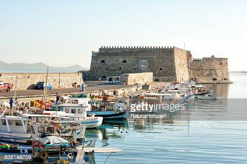 Venetian fortress in Heraklion